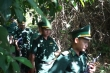 Cận cảnh truy bắt tội phạm vượt ngục nguy hiểm trong rừng Hải Vân