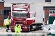 39 người Việt chết trên container ở Anh: Tài xế không nhận tội