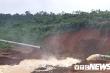 Thủy điện ở Đắk Nông suýt vỡ đập do kẹt van vì... củi?