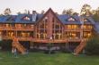 Bên trong ngôi nhà gỗ lớn bậc nhất nước Mỹ giá gần 200 tỷ đồng