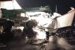 Hiện trường xưởng gỗ ở Vĩnh Phúc bị lốc cuốn tan tành, hơn 20 người thương vong