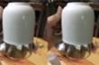 Làm cách nào gỡ 2 chiếc cốc dính chặt vào nhau?