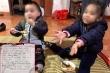 Người thấy 2 cháu bé bị bỏ rơi trên đê sông Hồng xin nhận nuôi, UBND xã nói gì?