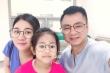 Vợ NSND Tự Long sinh con thứ 2, thương con gái đầu phải ngủ phòng khách