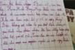 Xúc động bức thư học sinh lớp 4 gửi bác sĩ tuyến đầu chống dịch