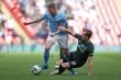Trực tiếp Man City 1-0 Tottenham: Laporte ghi bàn