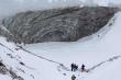 Video: Sông băng siêu thực trên độ cao 3.500m ở Kazakhstan
