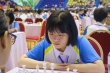 Nữ sinh lớp 10 ở Thái Nguyên vô địch cờ vua thế giới