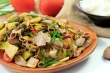 Món ngon dễ làm: Lòng lợn xào dưa chua