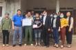Nam sinh lớp 12 mồ côi cha mẹ ở Vĩnh Phúc và ước mơ đỗ ĐH Công nghiệp Hà Nội