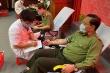 Công an hiến máu mùa dịch COVID-19: Cuộc chiến nào cũng không tiếc máu xương