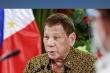 Tổng thống Philippines tiêm vaccine COVID-19 công khai