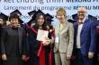 Trao bằng tốt nghiệp cho 30 học viên cao học chương trình liên kết thạc sĩ khoa học Dược