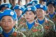 Lính 'Mũ nồi xanh' Việt Nam: Sẵn sàng với sứ mệnh ở châu Phi