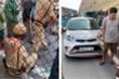 Tạm giữ tài xế ô tô vượt đèn đỏ kéo lê chiến sĩ CSGT hàng chục mét trên phố