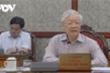 Tổng Bí thư: Tiếp tục tập trung cao nhất cho công tác phòng chống dịch COVID-19