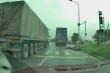 Truy tìm xe container lấn làn cán chết cô gái trẻ rồi bỏ chạy ở Hà Nội