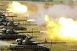 Video: Lục quân Nga phô diễn hỏa lực sấm sét