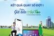 BIDV công bố giải đặc biệt chương trình Online gửi tiền, trúng liền bộ Táo