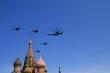 Không quân Nga diễn tập chuẩn bị lễ kỷ niệm Ngày Chiến thắng 9/5