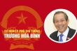 Infographic: Sự nghiệp Phó Thủ tướng Trương Hòa Bình