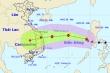Bão số 10 giật cấp 12 vào Biển Đông, hướng vào các tỉnh Đà Nẵng đến Phú Yên