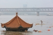 Mưa lớn kéo dài, hồ nước ngọt lớn nhất Trung Quốc khả năng có lũ lớn