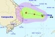 Áp thấp nhiệt đới mạnh thêm, Trung Bộ mưa lớn