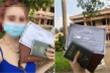 Cô gái livestream 'dạy' cách trốn cách ly kết thúc 14 ngày giám sát