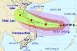 Bão số 13 đi vào đất liền Hà Tĩnh - Thừa Thiên Huế ngày 15/11, gió giật cấp 15