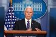 Thư ký mắc COVID-19, Phó Tổng thống Mỹ tiếp tục đi làm, không cách ly