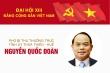 Infographic: Sự nghiệp Phó Bí thư thường trực Tỉnh uỷ Thừa Thiên-Huế