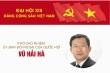 Infographic: Sự nghiệp Phó Chủ nhiệm Ủy ban Đối ngoại của Quốc hội Vũ Hải Hà