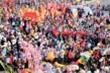 Khủng hoảng virus corona lan rộng, người Việt 'không sợ chết', vẫn háo hức chen lấn hội hè