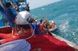 Chìm tàu cá trên biển Vũng Tàu, 3 ngư dân mất tích