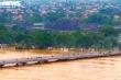 Tạm dừng chạy tàu khách từ Hà Nội đến Huế vì lũ
