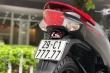 Tận mục dàn xe Honda Vision biển số siêu đẹp