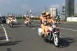 Cận cảnh 58 bóng hồng CSGT dẫn đoàn đầu tiên tại TP.HCM