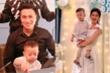 Sau ly hôn, Việt Anh và vợ cũ cùng tổ chức sinh nhật cho con trai