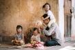 Tuổi thơ ùa về với bộ ảnh cực ý nghĩa mùa Tết Trung thu