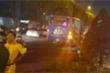 Chạy xe máy vào làn ô tô, thanh niên bị xe buýt cán thiệt mạng ở TP.HCM