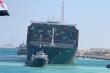 Siêu tàu Ever Given thoát cảnh mắc cạn, kênh đào Suez thông thương trở lại