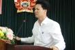 Kỷ luật cảnh cáo Bí thư quận Hà Đông Lê Cường