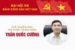 Infographic: Sự nghiệp Phó Trưởng Ban Nội chính Trung ương Trần Quốc Cường