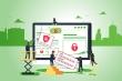 Vietcombank cảnh báo lừa đảo lợi dụng dịch bệnh COVID-19