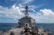 Trung Quốc phóng tên lửa ra Biển Đông, Mỹ lập tức điều tàu chiến tới Hoàng Sa