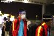 Tuyển Việt Nam đeo mặt nạ ra sân bay, Ả Rập Xê Út cử chuyên cơ sang đón
