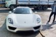 Siêu phẩm Porsche 918 Spyder có mặt tại Việt Nam