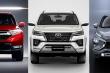 Cuối năm, ô tô nhập khẩu lép vế trước xe nội