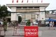 Ảnh: Bệnh viện Bạch Mai trước giờ gỡ bỏ lệnh cách ly